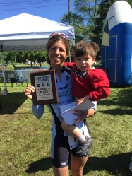 Pittsford Triathlon with Kamran